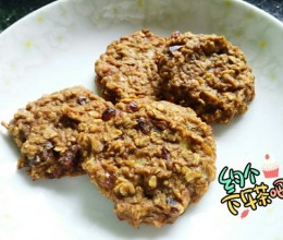 燕麦软饼干
