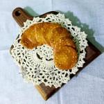 芝麻薄脆饼