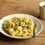 橄榄油蔬菜炒意面