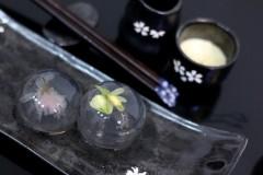 日式水信玄饼