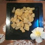 椰香雪莲果