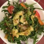 清爽蔬果沙拉