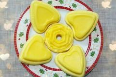 心形酸奶蛋糕