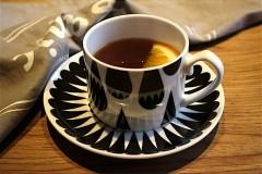 甜橙大枣茶
