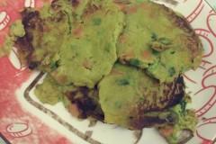 牛油果土豆饼