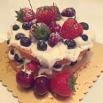 裸蛋糕(6寸)