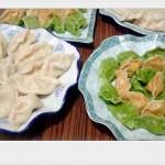 鲅鱼水饺+三鲜水饺