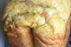 无油胡萝卜吐司(面包机版)