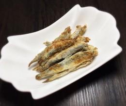 炸多春鱼(空气炸锅版)