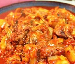 思密达--韩式辣炒鸡