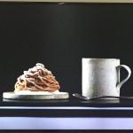 蒙布朗栗子蛋糕