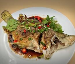 清蒸鳜鱼快手菜