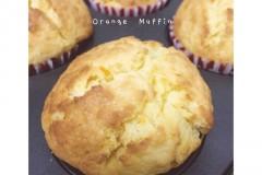 香橙麦粉Orange Muffin(消耗淡奶油)