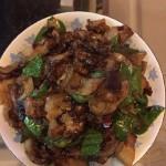 盐菜青椒回锅肉