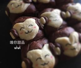 猴年猴面包--猴可爱