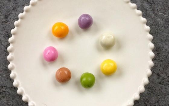 彩色汤圆-各种馅