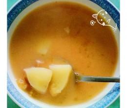 意式番茄土豆浓汤