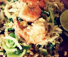 绿豆粉pad thai