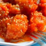 番茄酱排骨