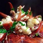 姜葱龙虾 附 处理方法