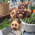 可爱小熊饼干棒
