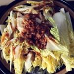 砂锅粉丝娃娃菜
