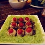 金针菇西红柿