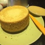 淡奶油戚风蛋糕8寸