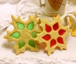 玻璃曲奇stained glass cookies