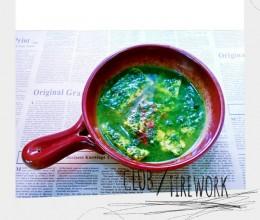 咖喱豆腐菜汤