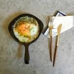 椒鹽煎鵝蛋