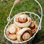 蘑菇造型饼干