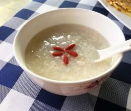 百合淮山滋补粥(高压锅版)