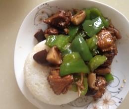 黄焖鸡🐔米饭🍚