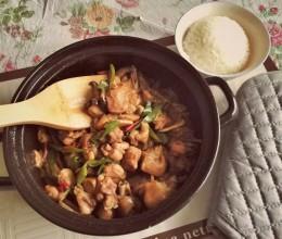 黄焖鸡米饭,好吃到哭