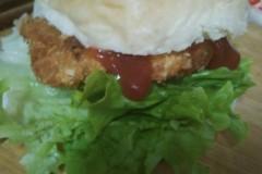 劲脆鸡腿堡(秒杀KFC)