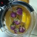玫瑰柠檬蜂蜜茶(集装一罐分装调水。)