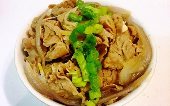 日式牛肉豆腐饭