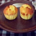 淡奶油海绵小蛋糕(简约版)