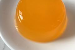 橙子简易果冻