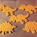 恐龙大饼干