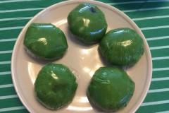青团(菠菜汁)