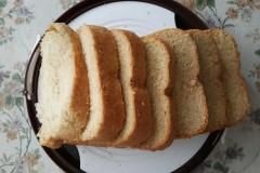超柔软淡奶油全麦吐司(面包机版)