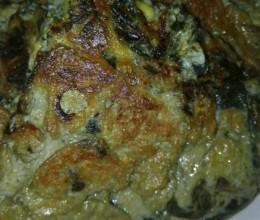 鱼腥草煎饼