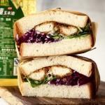 酥炸鸡排三明治