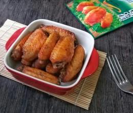孜然鸡翅(空气炸锅版)
