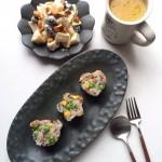 藜麦糯米饭团