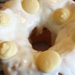 使用新模具--酸奶戚风蛋糕