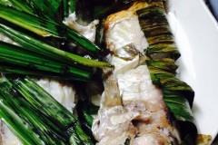 班蘭葉煎魚