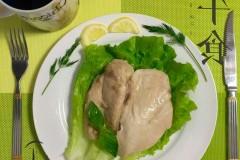 香蒸鸡胸肉